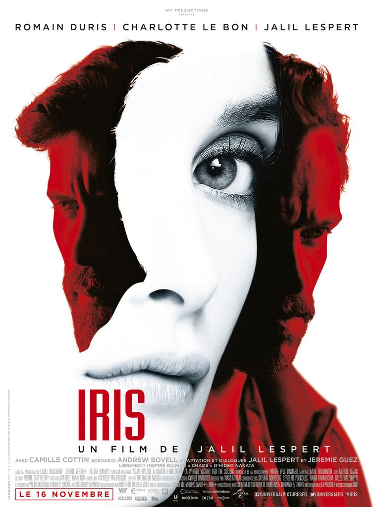 iris affiche film