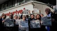 lundi, le 31 octobre, plusieurs journalistes, un caricaturiste, des dirigeants ou encore le Directeur de la publication du quotidien Cumhuriyet, Murat Sabuncu, ont été arrêtés et placés en garde à […]