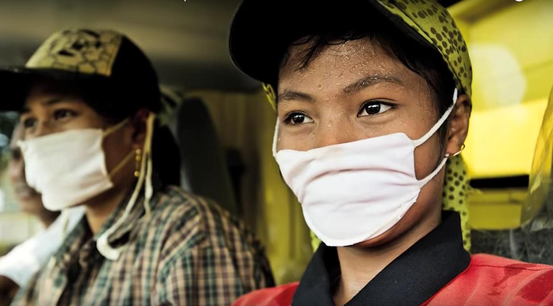 Huile de palme : des multinationales profitent du travail d'enfants selon Amnesty International