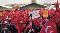 Ce mardi 20 décembre le président, Recep Tayyip Erdoğan, et le Premier ministre, Binali Yıldırım, ont inauguré le tunnel routier Eurasia à Yenikapi à Istanbul.