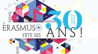 Le 9 janvier 2017, la France célèbre les 30 ans d'un succès européen: Erasmus, devenu le programme Erasmus + (2014-2020). Organisée à l'Odéon-Théâtre de l'Europe, cet événement donne la parole […]