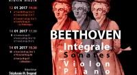 La salle de spectacle du Lycée Notre Dame de Sion présente l'intégrale des sonates pour violon et piano de Beethoven au cours d'un concert triptyque exceptionnel en trois rendez-vous: jeudi […]