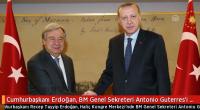 Vendredi 10 février, le nouveau Secrétaire général des Nations Unies, Antonio Guterres, est arrivé à Istanbul pour une visite de deux jours, avant de continuer sa tournée dans cinq pays […]