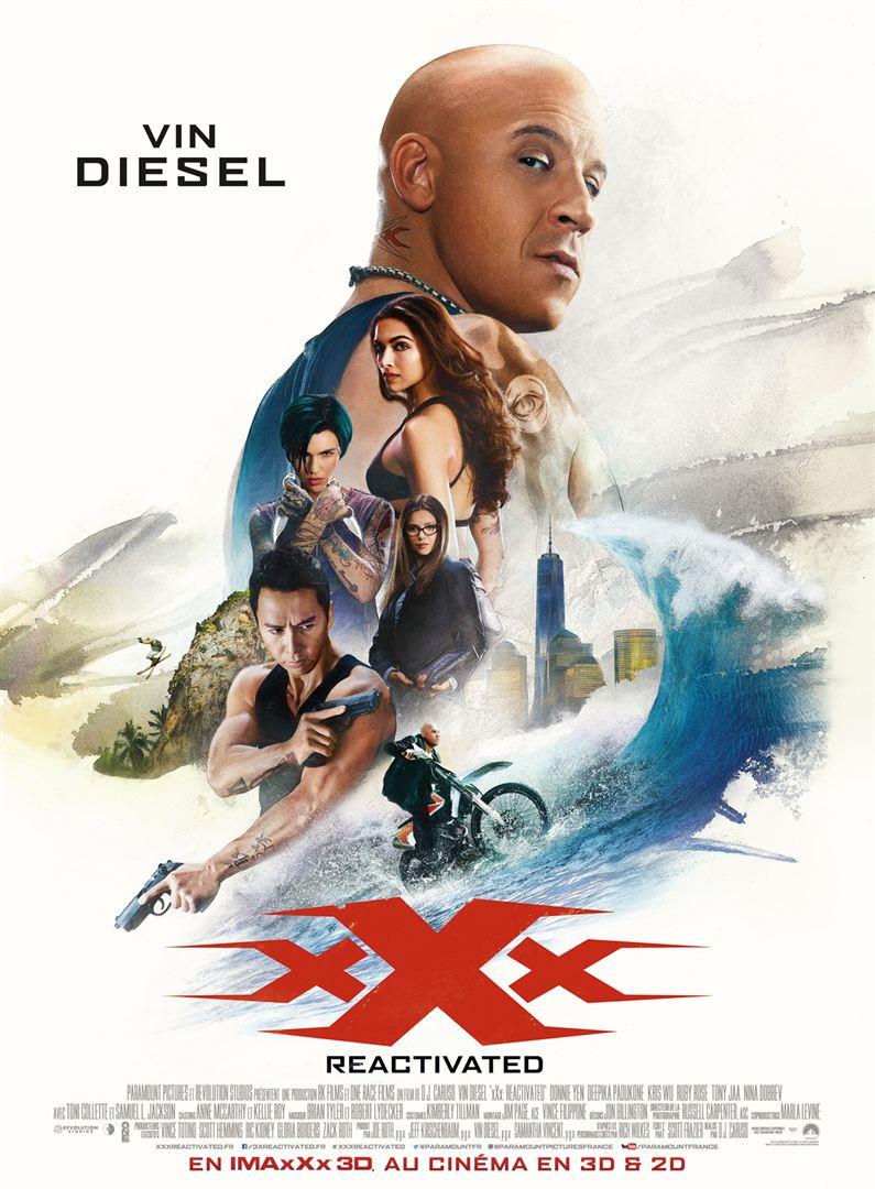 Affiche XXX Vin Diesel