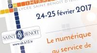 Pour la troisième année consécutive, le Lycée Saint Benoît organise un Printemps Numérique International le 24 et 25 février 2017, en partenariat avec l'Ambassade de France en Turquie, le Centre […]