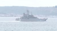 Jeudi 27 avril, un bateau militaire russe est entré en collision avec un navire transportant du bétail à l'entrée du détroit du Bosphore, à Istanbul.