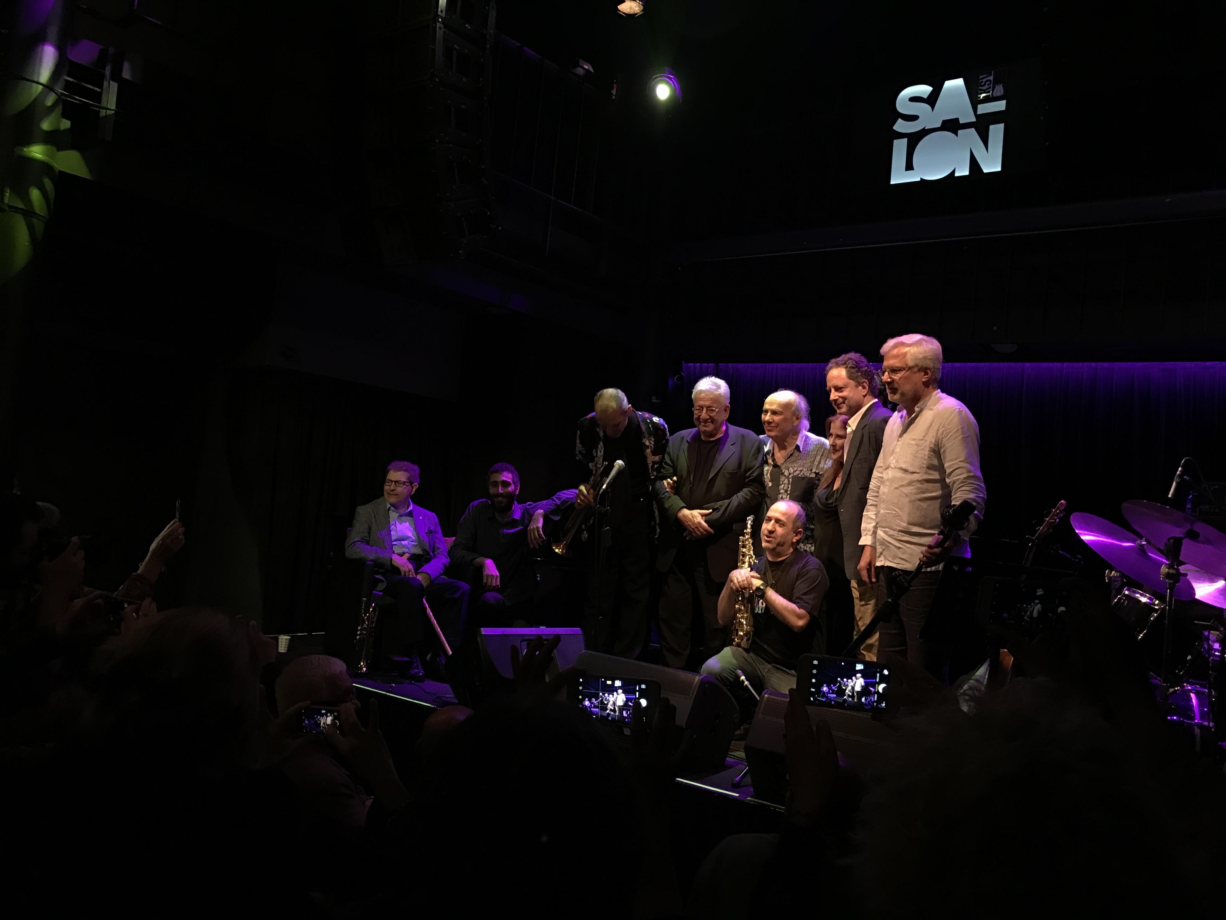Le salon iksv pr sente une nuit de jazz avec tuna tenel for Salon les amis