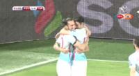 Une première victoire décrochée malgrél'ombre du départ d'Arda Turan de l'équipe turc aprèsavoir agressé un journaliste.