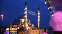 Du 25 au 27 juin, les musulmans de Turquie célèbrent à travers le pays l'Aïd el-Fitr marquant la fin du ramadan.
