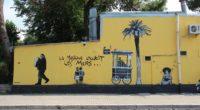 À l'occasion de la venue de Jef Aérosol pour créer une fresque murale sur les murs de l'Institut Français d'Izmir, l'équipe d'Aujourd'hui la Turquie a eu l'occasion d'échanger avec cet […]