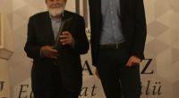Le 18 septembre, le Prix littéraire Erdal Öz 2017 a été décerné au poète, traducteur et auteur turc Cevat Çapan. Pour l'occasion, une cérémonie à L'Hôtel Pera a été organisée.