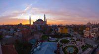 Istanbul, Antalya, Edirne et Artvin font partie des 100 villes les plus visitées au monde.