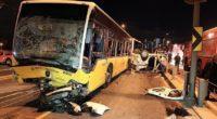 Le dimanche 3 décembre dernier, une collision de deux Métrobus entre les stations Sefaköy et Çobançeşme a blessé dix-neuf personnes, dont deux sont en situation critique selon les autorités. Bien […]