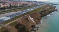 Le Boeing737-800 de Pegasus Airlines qui, le 13 janvier dernier, avait effectué une sortie de piste spectaculaire à Trabzon pourrait bien avoir une seconde vie en devenant une bibliothèque.