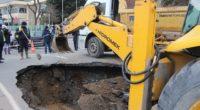 L'agence de presse Doğan a rapporté que des canalisations avaient explosé dans le district de Sarıyerprovoquant l'effondrement d'une section de la route le 25 janvier. La circulation est perturbée dans […]