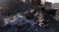 Le 2 février, la police municipale a découvert 50 000 tonnes de déchets desquels émanaient des odeurs pestilentielles dans le quartier de Başakşehir, sur la rive européenne d'Istanbul.