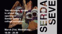 Le mercredi 21 mars, de 18h à 20h30, ne manquez pas le vernissage de l'exposition de l'artiste turc Serdar Seven à la galerie Gama (Beyoğlu).