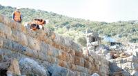 Pour la première fois, les murs de la ville antique de Termessos, située à une trentaine de kilomètres d'Antalya, font l'objet d'un projet de restauration. Ce site spectaculaire de la […]