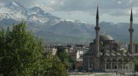 L'agence Doğan a rapporté qu'un parc de deux millions de mètres carrés allait être construit dans la ville de Kayseri, dans la province du même nom d'Anatolie centrale.