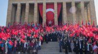 La fête de la souveraineté nationale et des enfants a été célébrée dans les quatre coins de Turquie. À l'occasion du 98e anniversaire de l'ouverture de la Grande Assemblée nationale […]