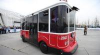 L'Agence Anadolu rapporte qu'Istanbul s'apprête à mettre en service le premier véhicule électrique autonome destiné aux transports en commun. Celui-ci a été présenté au public le 17 avril.