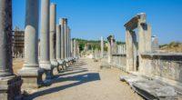 En cours de restauration, la ville antique de Perge, qui est l'un des plus imposants sites archéologiques de la province d'Antalya, fait l'objet d'une campagne de restauration spécifique pour ses […]