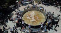 Samedi dernier, les chefs de la province d'Edirne, dans le nord-ouest de la Turquie, se sont lancé l'étonnant défi d'établir un nouveau record du monde Guinness en cuisinant 600 kilos […]