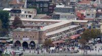 Les restaurations du bazar aux épices, plus connu sous le nom de «bazar égyptien» («Mısır Çarsısı»en turc), sont terminées. Les travaux avaient débuté en 2013.