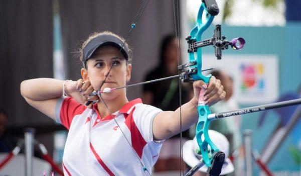 Une archère turque a remporté l'or lors de la Coupe du mode de tir à l'arc qui s'est tenue cette année à Antalya, dans le sud de la Turquie.
