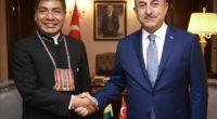Le 14 février dernier, la Turquie inaugurait son ambassade à La Paz, capitale de la Bolivie, et nommait son premier ambassadeur, Serap Özcoşkun. Lundi dernier, les autorités boliviennes ont exprimé […]