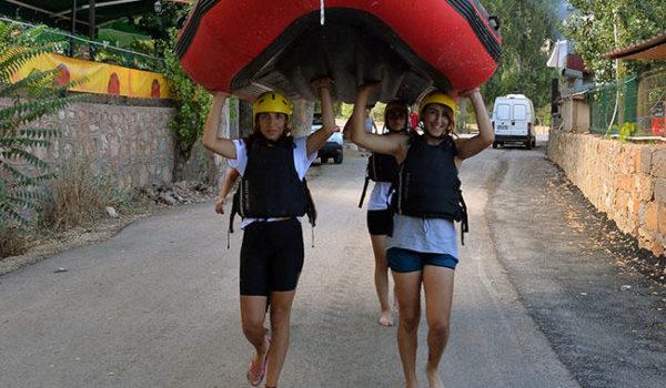 L'équipe féminine de la province de Tunceli représentera la Turquie au Championnat du monde de rafting des moins de 23 ans en Italie. La compétition se tiendra du 21 au […]