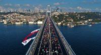 Dimanche 11 novembre, le marathon d'Istanbul, sponsorisé par Vodafone et organisé par Spor Istanbul, a attiré un nombre record de sportifs. Les athlètes kényans, mais aussi turcs ont particulièrement brillé […]