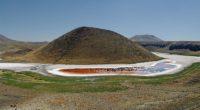 Situé dans la province de Konya, le lac Meke (Meke Gölü) risque de disparaître, avertissent les experts.