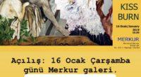 Le 16 janvier, découvrez les œuvres de Saghar Saeiri à la galerie Merkur