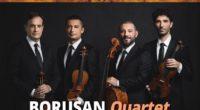 Le lycée Saint Benoît à Istanbul vous convie au concert de Borusan Quartet, un véritable rayon de soleil au cœur de l'hiver.