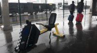 Des vélos produisant de l'énergie ont été installés dans des stations de transports en commun d'Istanbul.