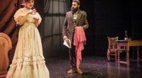 Le 27 avril, à 20h30, ne manquez pas la pièce de théâtre «La Vénus à la fourrure» de la compagnie Yolcu à Sahne Pulchérie.
