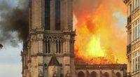 Hier, lundi 15 avril, aux alentours de 18h (heure française), un feu commence à engloutir le toit de la Grande Dame de Paris. Sous le regard affolé des passants, la […]