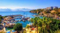 Antalya a accueilli plus de cinq millions de visiteurs étrangers au cours des six premiers mois de l'année.