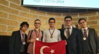 La Turquie a remporté trois médailles d'or ainsi que deux médailles d'argent lors des Olympiades européennes de physique, a annoncé le Conseil turc de la recherche scientifique et technologique le […]