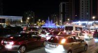 Selon le « Traffic Index» de TomTom publié le 4 juin, Istanbul est la deuxième ville la plus embouteillée d'Europe et la sixième ville la plus congestionnée du monde.
