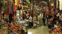 Après une chute des arrivées touristiques en 2016 et en 2017, le retour des touristes en 2019 en Turquie fait des heureux au Grand bazar d'Istanbul.