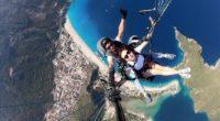 Parmi les 300 moniteurs de parapente du centre des sports aériens et de loisirs de Babadağ, sept monitrices effectuent des vols en tandem avec des touristes qui se lancent à […]