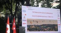 Aujourd'hui la Turquie était présent pour célébrer le 728e anniversaire de la Confédération suisse au Swissôtel The Bosphorus, à Istanbul. Organisé en l'honneur de la fête nationale suisse, cet évènement […]