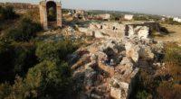 Des archéologues ont découvert d'anciens bains dans la ville antique d'Akkale, dans le sud de la province de Mersin. Les bains appartiennent à la période de l'Antiquité tardive, a déclaré […]