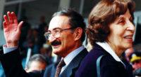 Rahşan Ecevit, l'épouse de l'ancien Premier ministre Bulent Ecevit et fondateur du DSP, hospitalisée à la Gulhane Military Medical Academy (GATA), est décédée ce soir à 21 heures. Peintre, écrivain […]