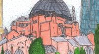 Sainte-Sophie (Hagia Sophia), structure symbolique de la conquête d'Istanbul, est un bâtiment historique doté du statut de musée en vertu du décret du Conseil des ministres du 24novembre1934 (décret n°7/1589). […]