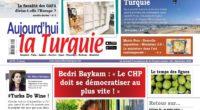 Voici le numéro 186 d'Aujourd'hui la Turquie http://www.bizimavrupa.net/ALT_186.pdf Dans ces temps troublés et inédits, le comité de rédaction d'Aujourd'hui la Turquiea pris la décision de distribuer à ses 25 mille […]