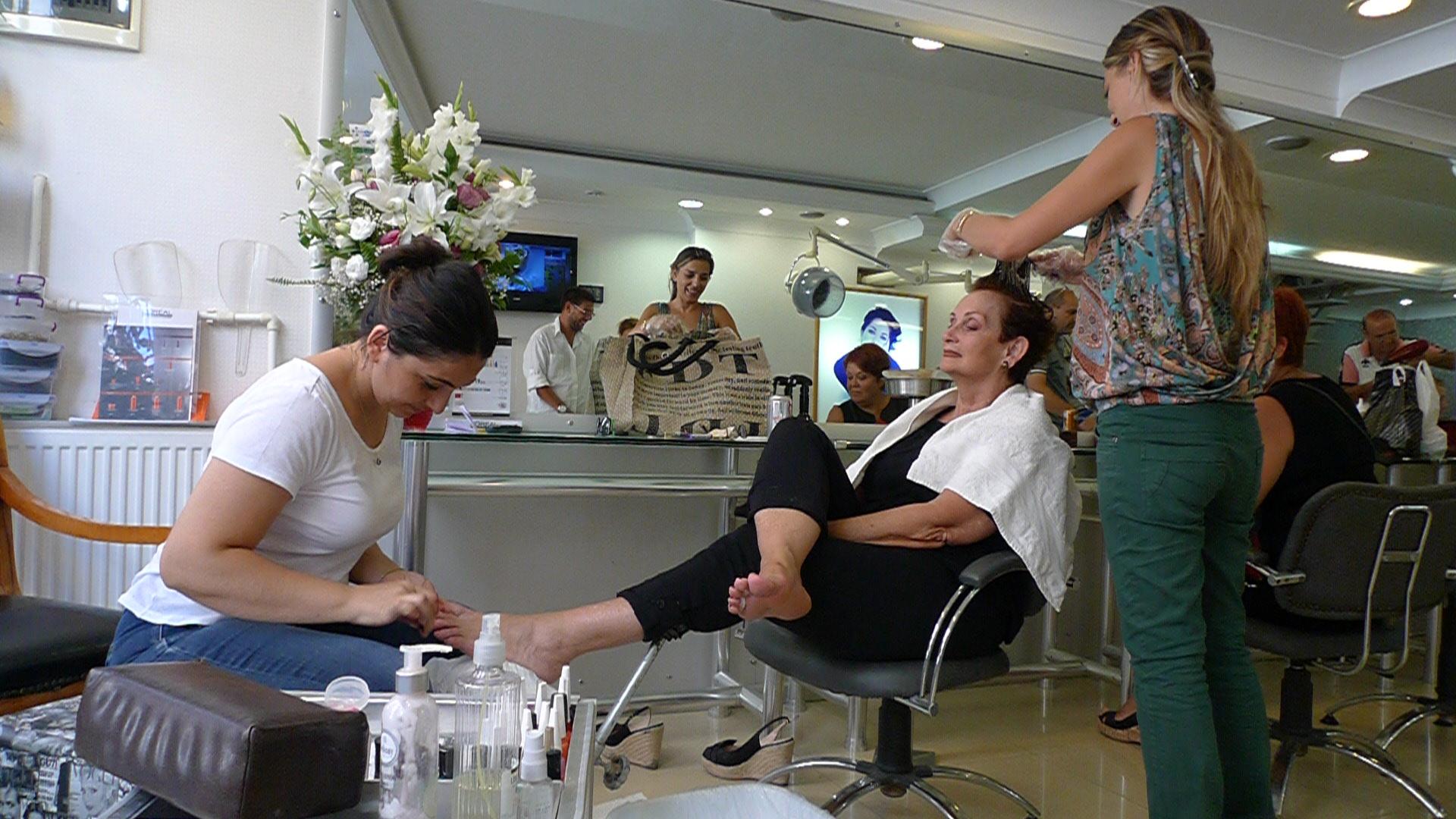 Trend Meuble Salon De Coiffure Turquie