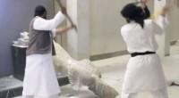 Des terroristes de l'État islamique ont démoli des statues antiques au musée de Mossoul, dans le nord de l'Irak. La destruction de ces objets d'art d'une valeur inestimable a poussé […]